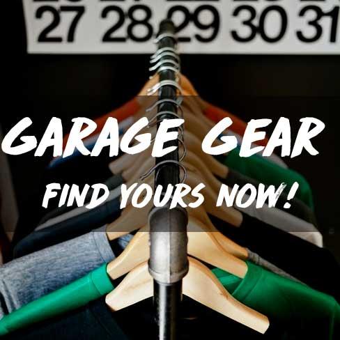 Garage Gear Coming Soon